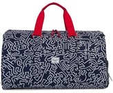 Herschel Novel Duffle Peacoat Keith Haring White-Red-Navy blue