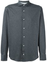 Eleventy longsleeved shirt - men - Cotton - 42