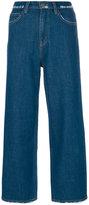 MiH Jeans Caron wide leg jeans - women - Cotton - 25