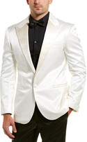 Versace Silk-Blend Jacket