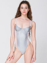 American Apparel The Mesh Babe Swimsuit