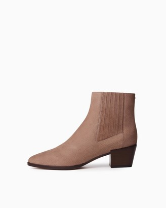 Rag & Bone Rover boot - pebbled leather