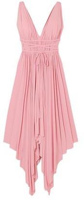 Norma Kamali Knee-length dress