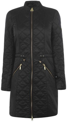 Barbour International Backline Quilted Jacket