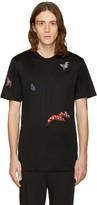 Lanvin Black Patch T-Shirt