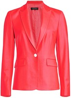 Rag & Bone Lexington Classic Tailor-Fit Stretch-Wool Twill Blazer