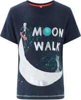 Monsoon Moon Walk Short Sleeve T-shirt