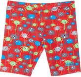 Zoggs Tots Boys Critters Mini Jammer Swimwear Red