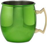Thirstystone Metallic Moscow Mule Mug w/Classic Handle, Green