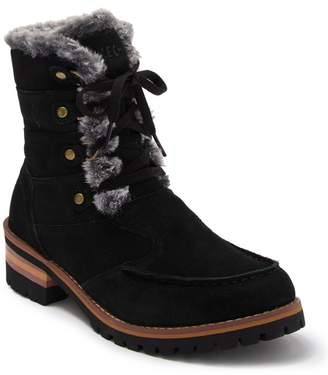 Skechers Laramie 2 Uptown Gal Faux Fur Detail Boot