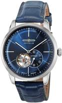 Zeppelin self -winding Men's Watch 7364-3 Navy