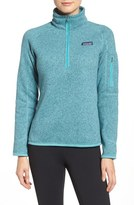 Patagonia Women's 'Better Sweater' Zip Pullover