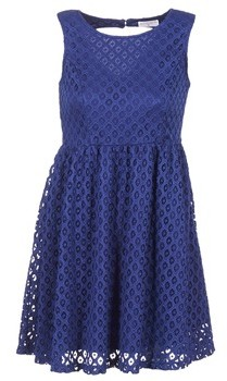 Moony Mood HAMEO women's Dress in Blue