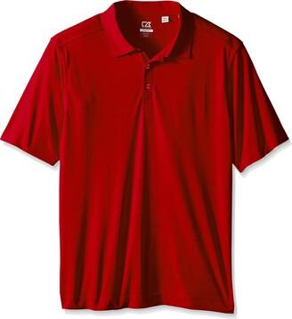 Cutter & Buck Men's Big Cb Drytec Northgate Polo Shirt