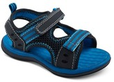Circo Toddler Boys' Delmar Open Toe Sandal Blue
