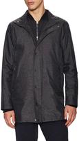 Vince Melange Twill Layered Jacket