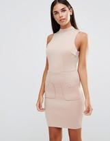 AX Paris Mini Scuba Bodycon Dress