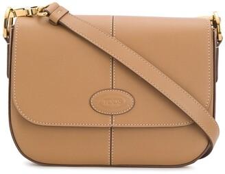 Tod's Mini Leather Crossbody Bag