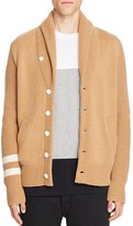 Rag & Bone Zachary Wool Cashmere Shawl Cardigan Sweater