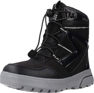 Geox Girls' J Sveggen B ABX A Snow Boots