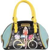 Nicole Lee Spring Ride Print Mini Bowler Bag (Women's)