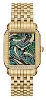 Michele Women's Deco Ii Diamond Watch.
