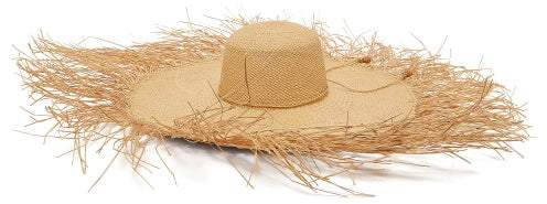 a4147a5e9c848 Gold Straw Hat - ShopStyle