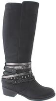 Pierre Dumas Black Zoey Boot