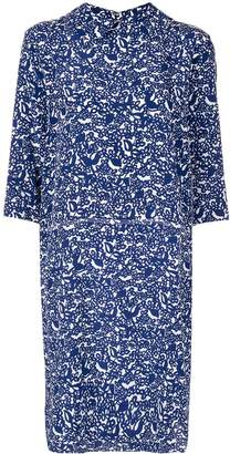 Marni Lylee crepe dress