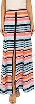 Nanette Lepore Women's Candy Stripe Skirt