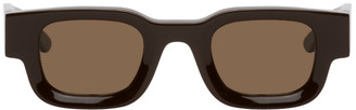 Rhude Brown Thierry Lasry Edition 406 Sunglasses