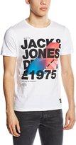 La Redoute Jack & Jones Mens Short-Sleeved T-Shirt Size M