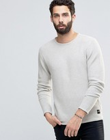 ONLY & SONS Textured Knitted Jumper