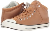 Converse Chuck Taylor All Star Street Hi - Tumbled Leather Classic Shoes