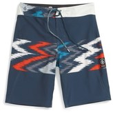 Volcom 'Macaw Mod' Board Shorts (Big Boys)