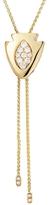 Finn Arrowhead Bolo Tie Necklace