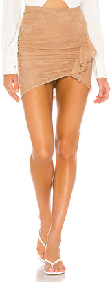 Camila Coelho Galena Mini Skirt