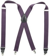 Stacy Adams Men's Clip On Suspenders