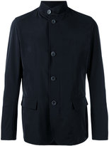 Herno high neck blazer - men - Polyamide/Polyester - 50
