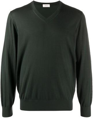 Ermenegildo Zegna V-neck wool pullover