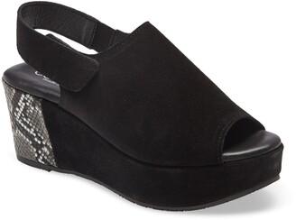 Cordani Deja Wedge Slingback Sandal