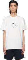 Thumbnail for your product : 424 White Puzzle Logo T-Shirt