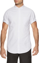 Shades of Grey by Micah Cohen Men's Printed Button-Down Sportshirt