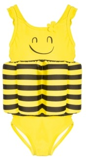 Miss Glitter Baby Bumblebee Float Suit