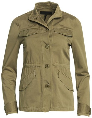 Rag & Bone Daniella Washed Field Jacket