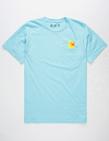 Neff Ducky Mens Pocket Tee