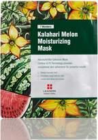 Leaders Cosmetics 7 Wonders Kalahari Melon Moisturizing Mask - Pack of 5