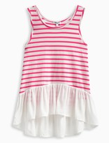 Splendid Girl Basics Stripe Tank Top