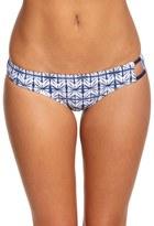 Roxy Swimwear Visual Touch Surfer Bikini Bottom 8151941