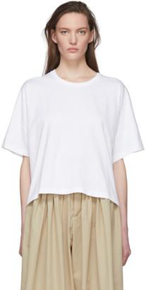 Loewe White Oversize Anagram T-Shirt